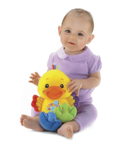 Fisher-Price Laugh & Learn Musical Learning Duck - 1