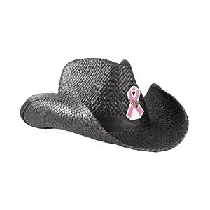 NFL Arizona Cardinals BCA Black Cowboy Hat by Littlearth