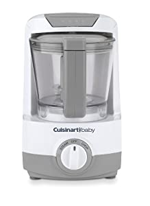 Cuisinart BFM-1000 Baby Food Maker and Bottle Warmer