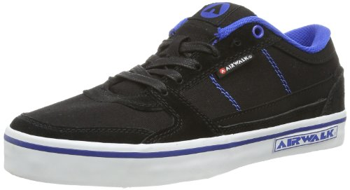 airwalk-time-jr-253550-43-jungen-sneaker-schwarz-schwarz-blau-82-eu-36