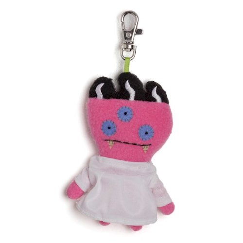 Uglydoll Universal-Bride Tray Backpack Clip Plush