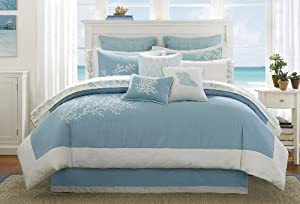 Harbor House Coastline Queen Comforter Set