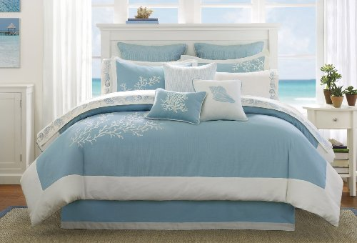 Harbor House Coastline California King Comforter Set front-969479