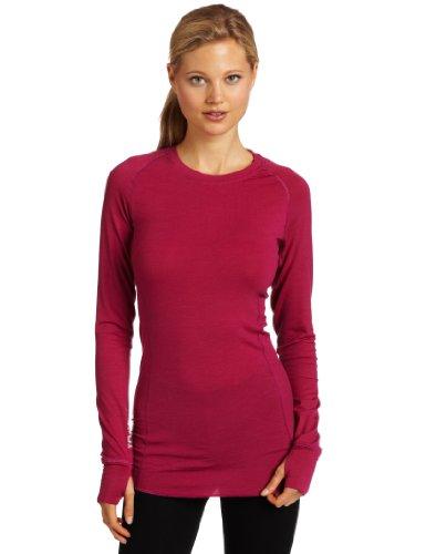 I/O Bio Women's Merino Wool Contact Long Sleeve Crew
