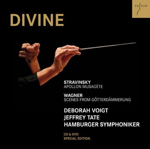 Divine - Wagner: Scenes from Gotterdammerung, Stravinsky: Apollon Musagete