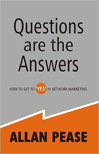 Questions Are The Answers price comparison at Flipkart, Amazon, Crossword, Uread, Bookadda, Landmark, Homeshop18