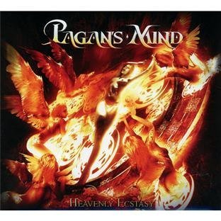 Heavenly Ecstasy by Pagan's Mind (2011) Audio CD