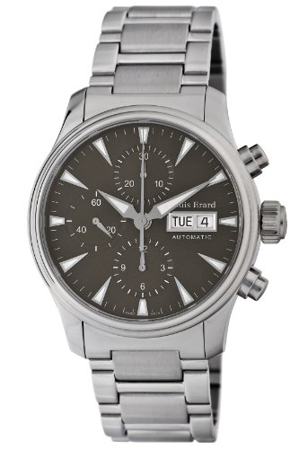 Louis Erard Men's 78259AA03.BMA05 Heritage Chronograph Automatic Watch