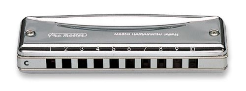 Suzuki Promaster-Valved-A Harmonica (Harmonica Valves compare prices)