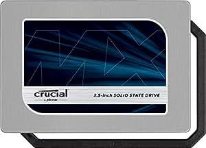 Crucial [Micron製Crucialブランド] 自社製MLCメモリー搭載 MX200 2.5インチ 内蔵SSD ( 250GB / SATA 6Gbps / 7mm / 9.5mmアダプタ付属 ) CT250MX200SSD1