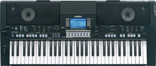 Yamaha PSR-S550B Keyboard inkl. Netzteil schwarz