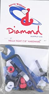 Diamond Supply Co. Stevie Williams Hella Tight 7 8 Hardware by Diamond Supply Co