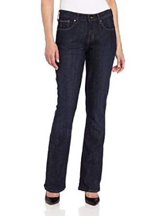 Levi's Women's 515 Boot Cut Jean, Lights Out, 4 Short
