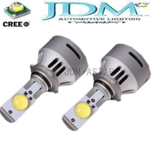Jdm Astar 5Th Generation All In One H11 Cree Mtg2 Led Headlight, Xenon White(3200 Lumen For Each Bulb)