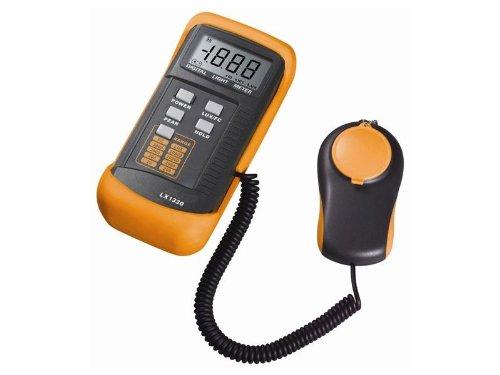 Light Meter LX1330B , 0 - 200,000 Lux Luxmeter