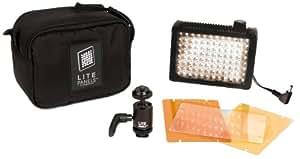 Litepanels LP MicroPro Hybrid LED on Camera Light (Black)