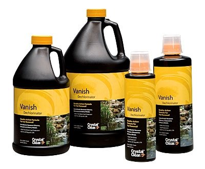 Winston Crystal Clear CC015-16 16-Ounce Vanish Liquid Dechlorinator photo