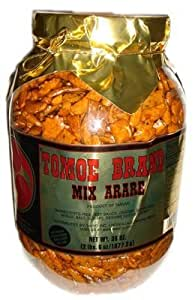 Amazon.com: Hawaiian Mix Arare Crackers From Tomoe Brand