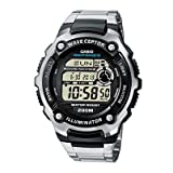 Casio Men's Radio Controlled Bracelet Digital Watch WV-200DU-1AVERby Casio