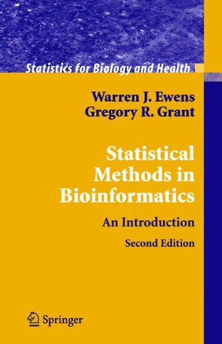 Statistical Methods in Bioinformatics: An Introduction...