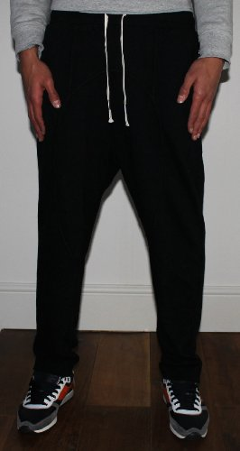 Dolce & Gabbana Cotton Jogging Trousers Black (32 x Reg)