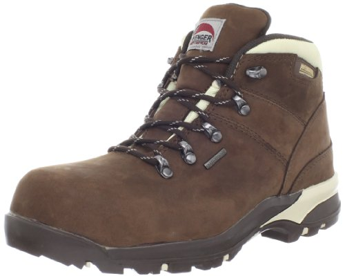 Avenger Safety Footwear Women'S 7156 Boot,Chocolate,6.5 W Us