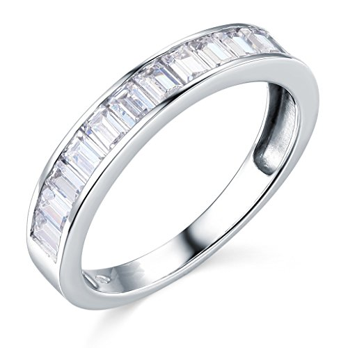 925-Sterling-Silver-Rhodium-Plated-Wedding-Band