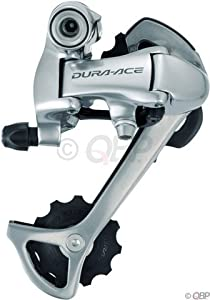 Shimano RD-7800 Dura Ace Rear Derallieur (10-Speed, GS Medium Cage, Silver)