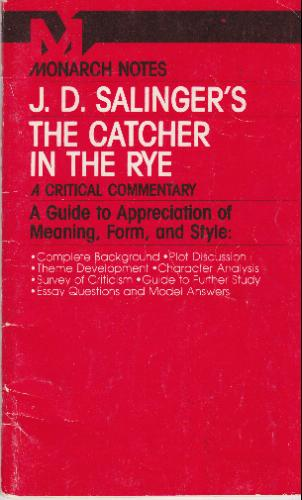 a summary of jd salingers the catcher in the rye The catcher in the rye is a 1951 novel by j d salingeroriginally published for adults, it has since become popular with adolescent readers for its themes of teenage confusion, angst, alienation,and rebellion the catcher in the rye.