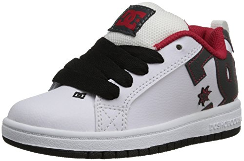 DC Court Graffik Skate Shoe (Little Kid/Big Kid)