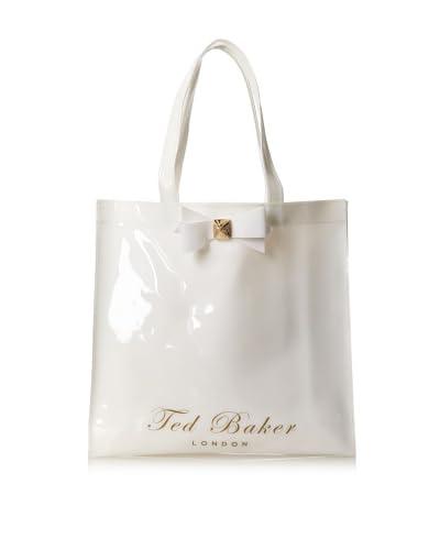 Ted Baker Women's Bigcon Tote Bag, White