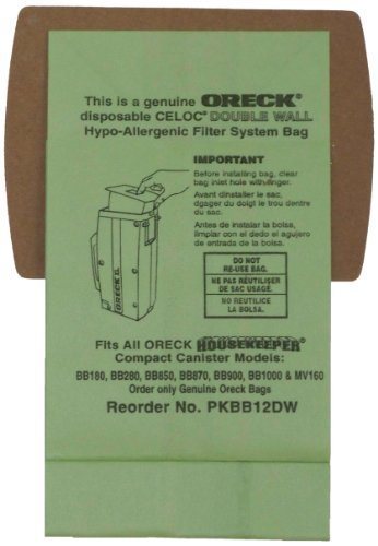 oreck-commercial-pkbb12dw-super-compact-canister-advanced-filtration-disposable-bags-pack-of-12