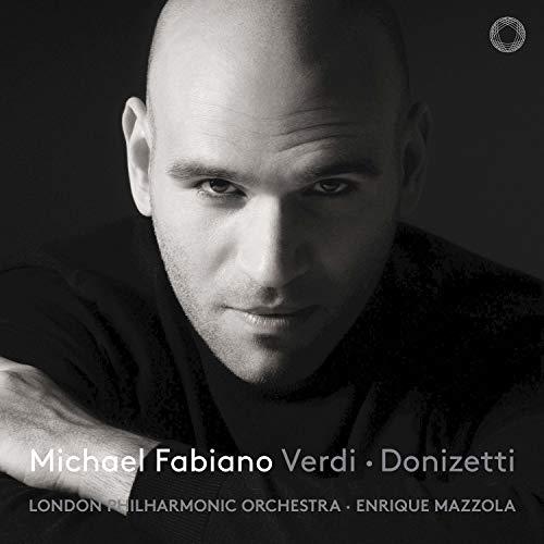 SACD : DONIZETTI / FABIANO / MAZZOLA - Verdi & Donizetti