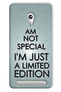 IndiaRangDe Case For Asus Zenfone 6 A600CG (Printed Back Cover)