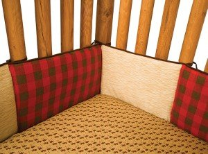 Trend Lab Northwoods 13 Piece Complete Crib Bedding Set