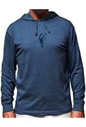 Toes On The Nose Men's Jay Hoodie T-Shirt