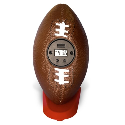 Football Bouncing Alarm Clock