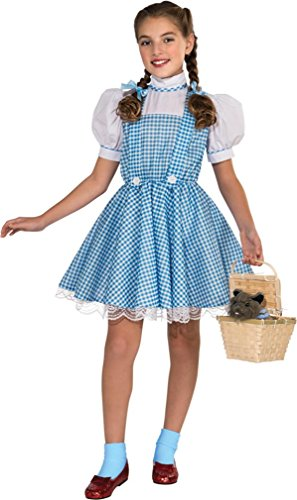 Dorothy Child Deluxe Large Costume