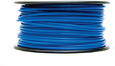 MG Chemicals Blue ABS 3D Printer Filament, 1.75mm, 0.5 Kg Spool