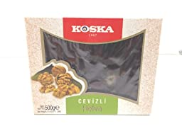 Walnut Summer Halva- 17.6oz (500g), Cevizli Yaz Helvasi, Turkish