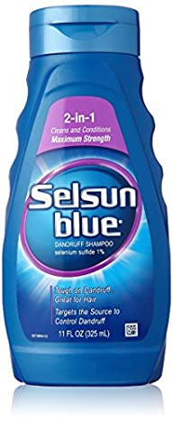 Selsun Blue Medicated Dandruff Shampo…