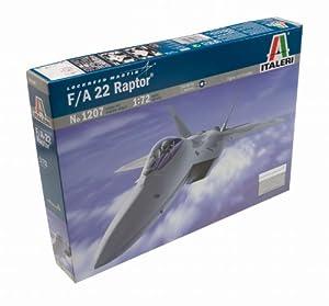 Italeri F/A-22 Raptor by Model Rectifier Corp.