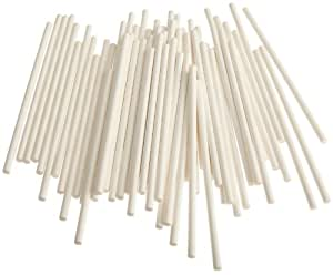 Wilton 6-Inch Cookie Sticks Mega Pack, 60-Count