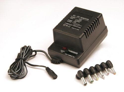 Vct Vx-79Np Multi-Purpose Ac To Dc Adapter Voltage Converter 110V To 240V