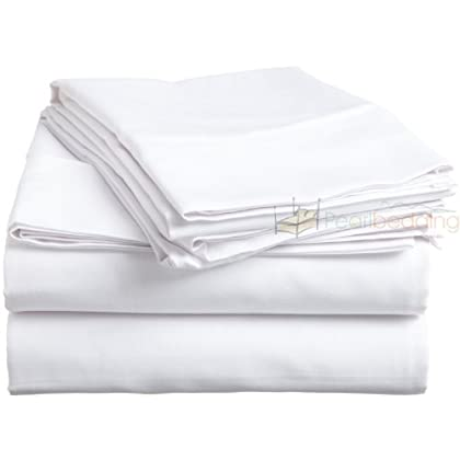 800 TC Queen Fitted Sheet 18