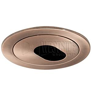 Halo 1420AC Recessed Lighting Trim 4 Low Voltage Adjustabl