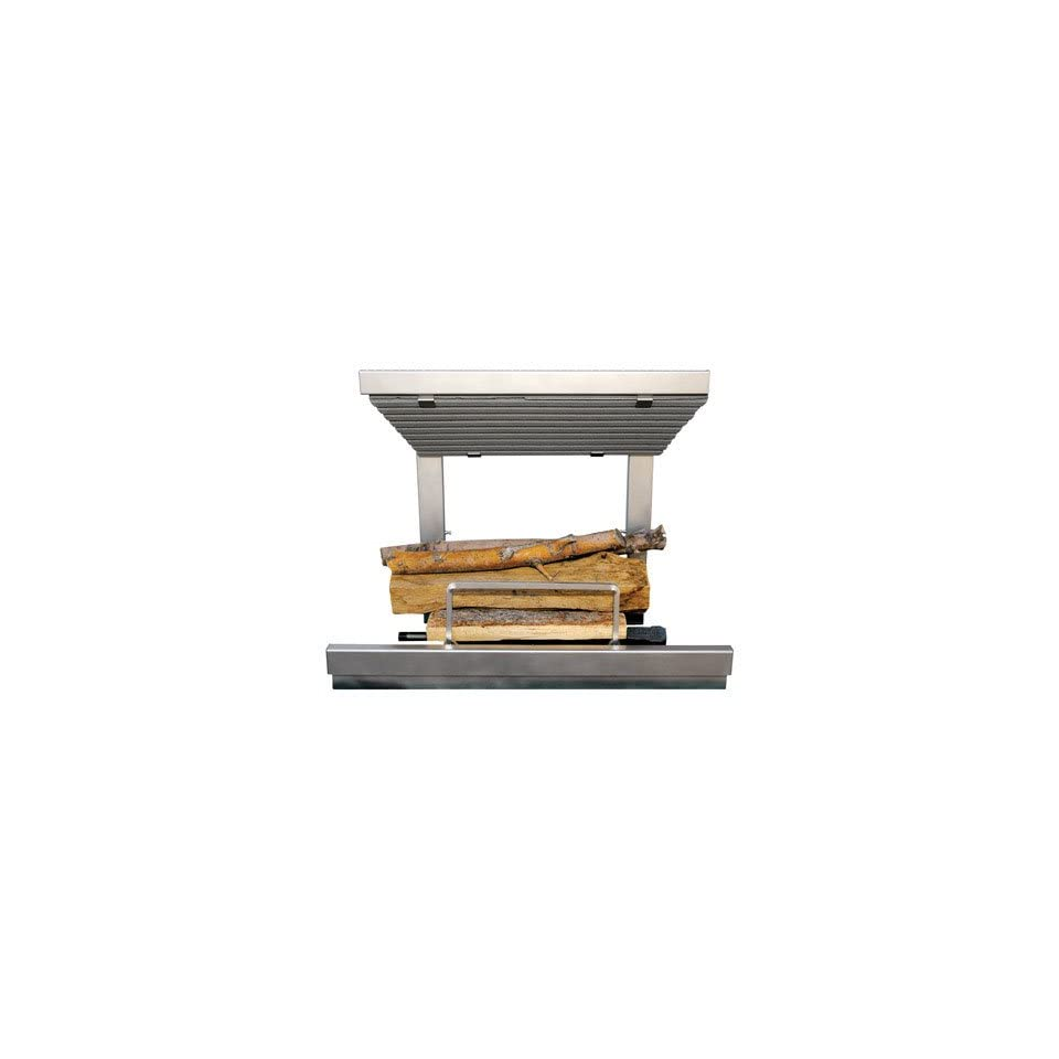 Earth Flame Ef36ng Stainless Steel Fireplace Grate 13 1 2 On Popscreen