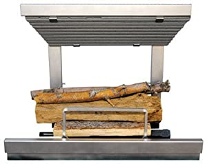 Earth Flame Ef36ng Stainless Steel Fireplace Grate 13 1 2
