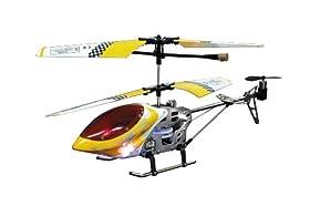 IRCヘリ イエロー 3チャンネル 室内ヘリコプター