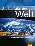 RV Großer Atlas der Welt - Die globale Darstellung in Karten und Bildern